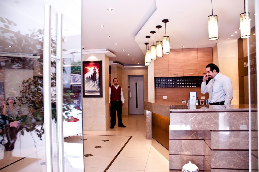 رحلات لبنان فندق برج ماربل 3 نجوم بيروت