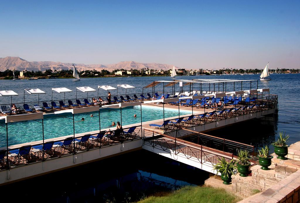 فندق ابروتيل الاقصر 4 نجوم